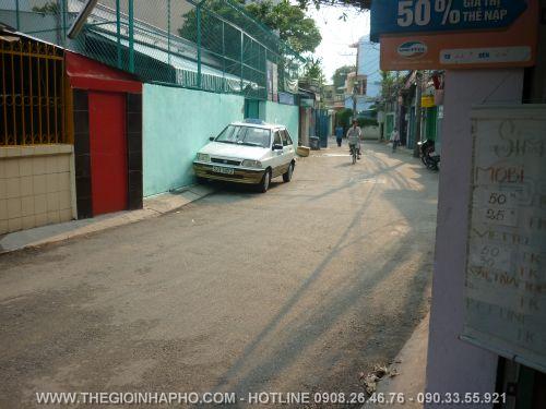Bán nhà Âu Cơ , Quận Tân Bình giá 2, 9 tỷ - NT29