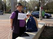 Nu ne zidiţi ferestrele! - Protest împotriva distrugerii spaţiilor verzi din municipiul Suceava