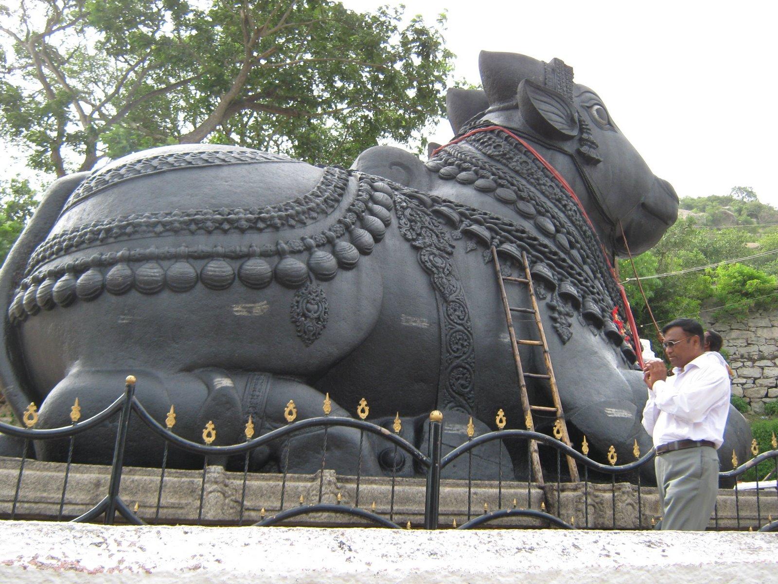 Sri Chamundeshwari Temple, Mysore Karnataka - Shakti Peetha 04