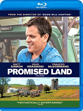 Filme Poster Promised Land BDRip XviD & RMVB Legendado
