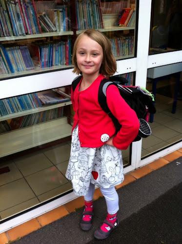 La rentrée scolaire chez Frikadel 2014