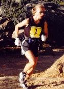 Erica Larson Baron runner