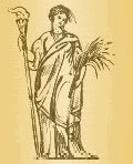 Ninlil A Fertility And Grain Goddess Image
