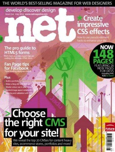 .Net Magazine - May 2011