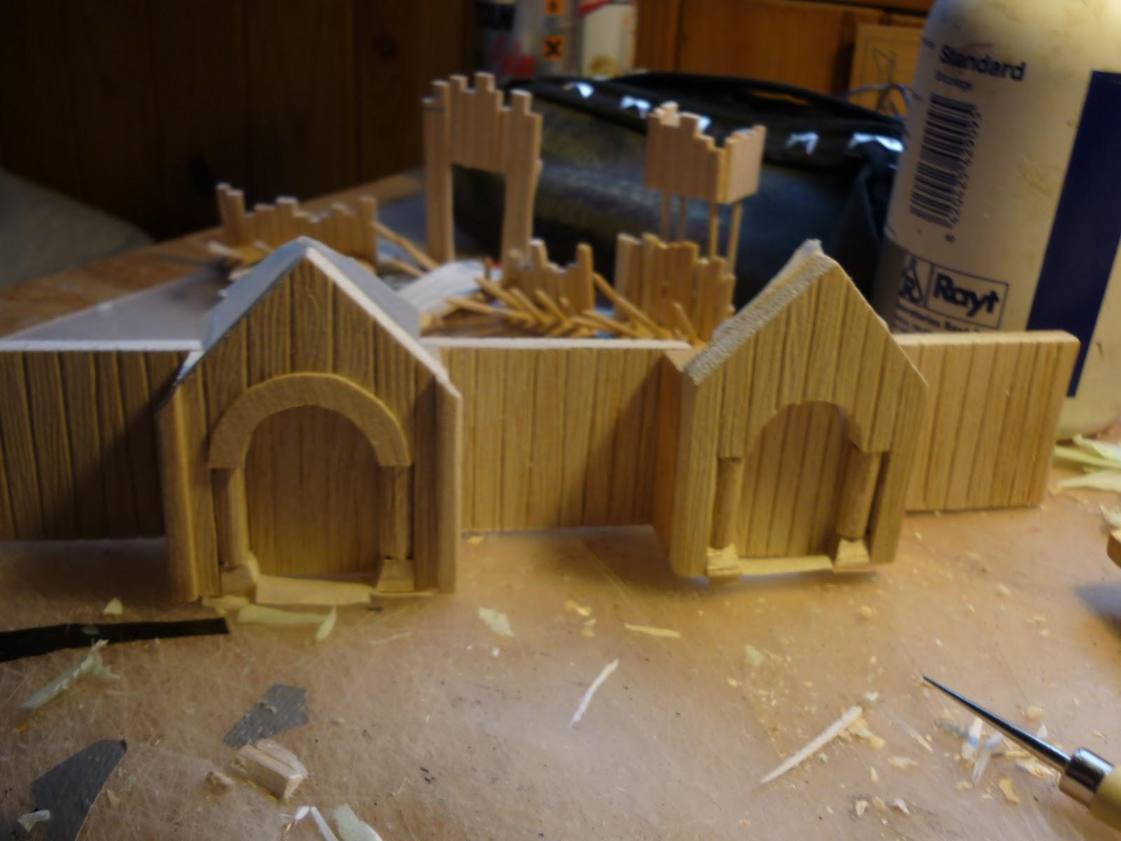 La casa de eorl for Foro casas de madera