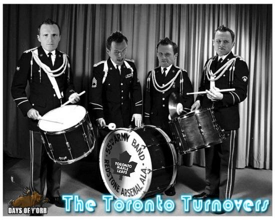 toronto turnovers
