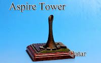 Aspire Tower ‐Qatar‐