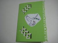 Carte en relief (carte bicolore)