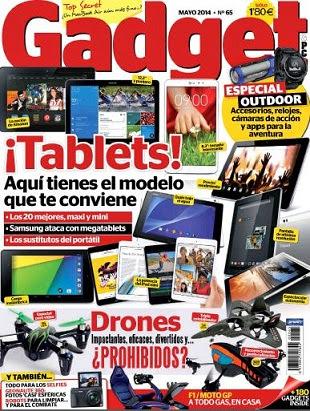 gad - Gadget - Mayo 2014 [Premium][Pdf]