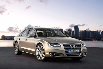 Audi A8 india pics