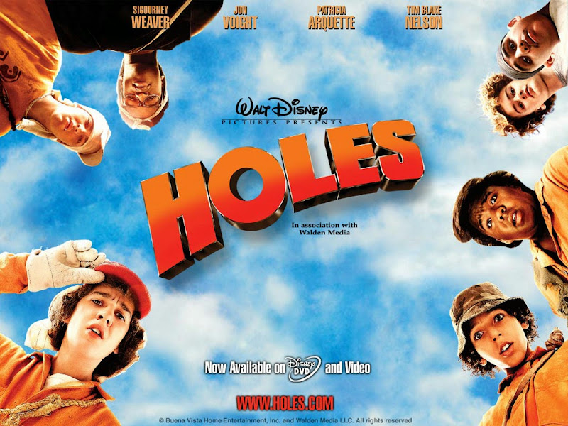 Holes (2003) movie poster