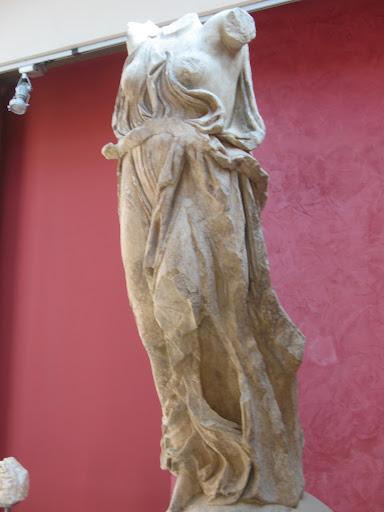 Ágora romano.- Biblioteca de Adriano y Horologia de Andrónico