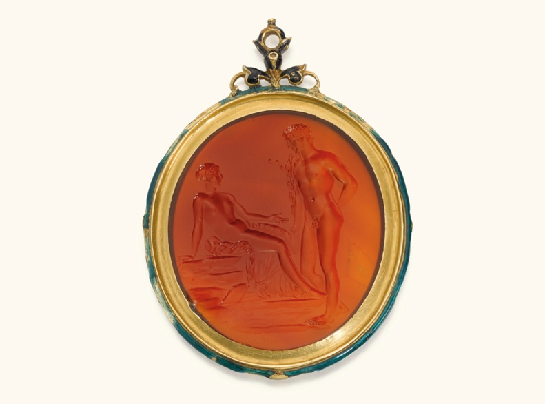 Southern Europe: J. Paul Getty Museum acquires rare first century carved gem