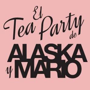 La decoración de El Tea Party de Alaska y Mario.
