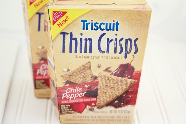 Product Review: Triscuit Thin Crisps Chile Pepper
