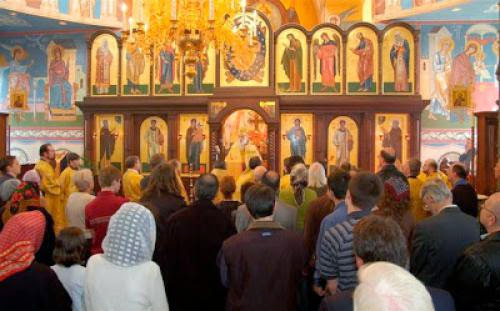 3 Orthodoxy Worship The Worshiping Community