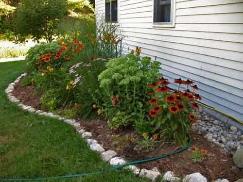 Crie Jardim Idéias para jardins  bordas e contornos