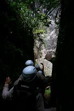 Inmersion al Canon de San Cristobal