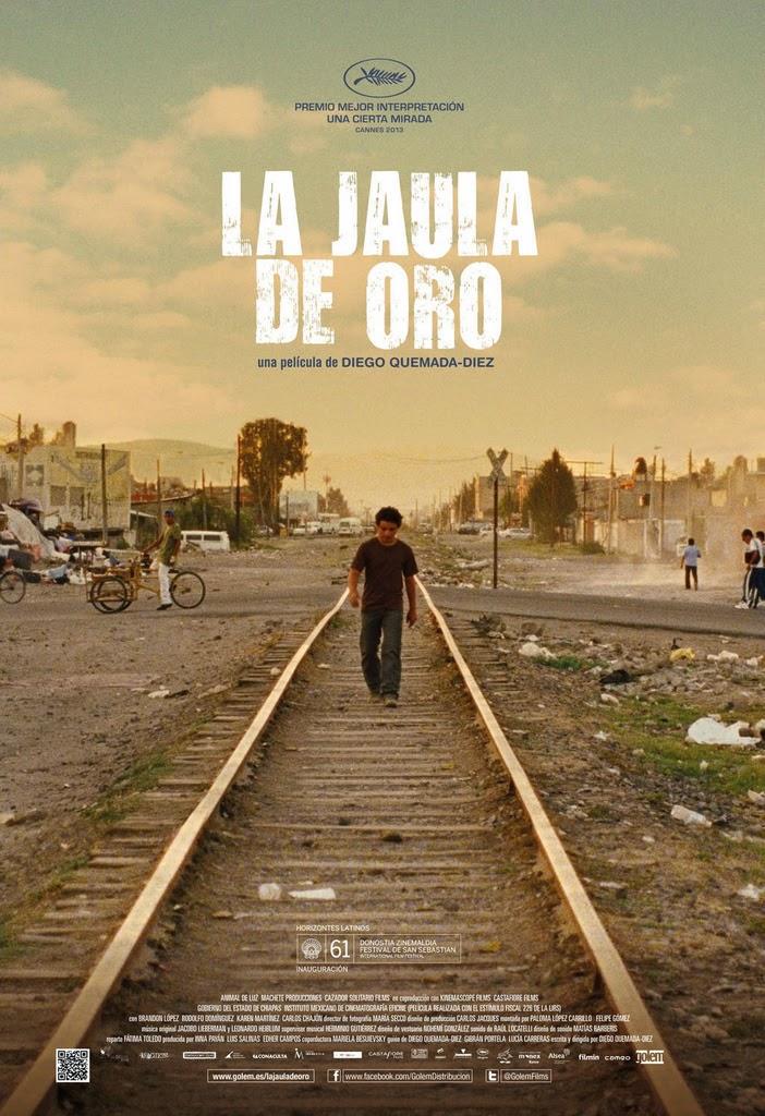 Κελί Από Χρυσάφι (La Jaula De Oro) Poster