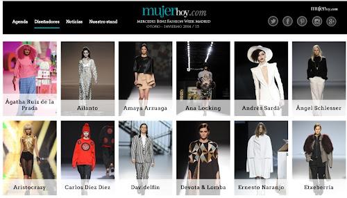 Moda 2014/2015, otoño-invierno, propuestas de los mejores diseñadores españoles