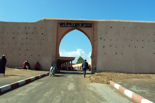 Bab Debbagh (naar leerlooierij).JPG