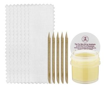 Anastasia pro wax kit