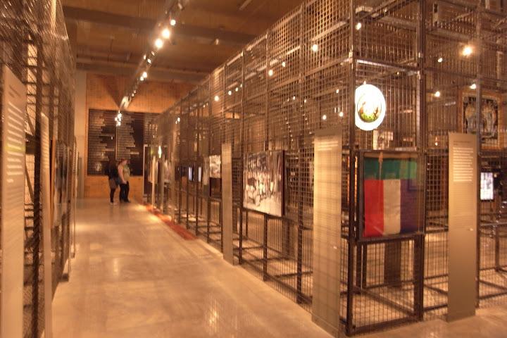 museo apartheid sudafrica johannesburgo