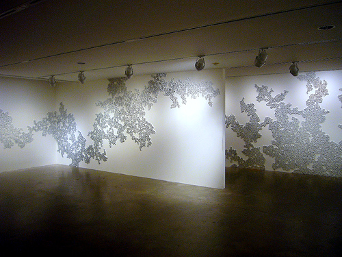 Untitled (Mylar), 2007