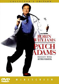 Filme Patch Adams - O Amor é Contagioso DVDRip RMVB Dublado