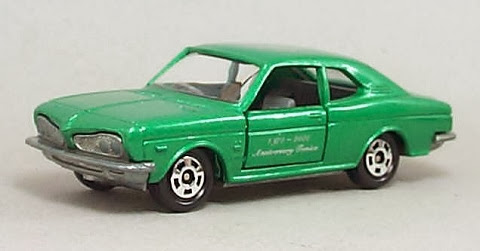 Tomica Set 30 años To007-1honda1300coupe9-e