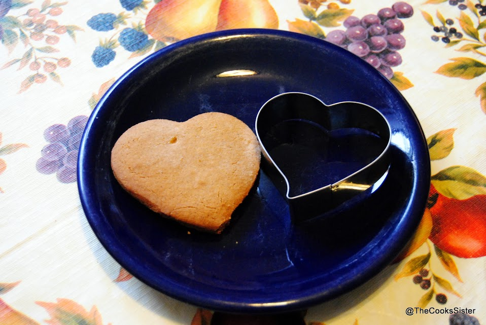 Piparkakut Finnish Gingerbread Cookies The Cook S Sister