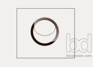Gambar 15. Membuat efek lensa di Corel Draw