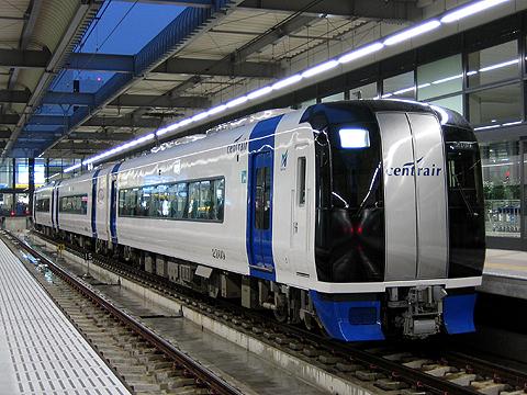 名古屋鉄道「ミュースカイ」<br />