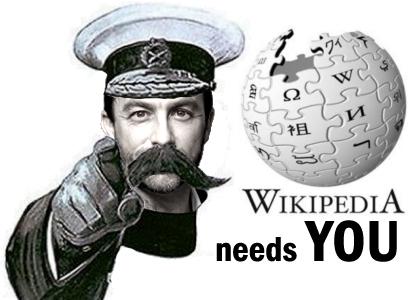 La Wikipedia te necesita