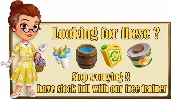 free farmville 2 cheats for free baby bottles water power