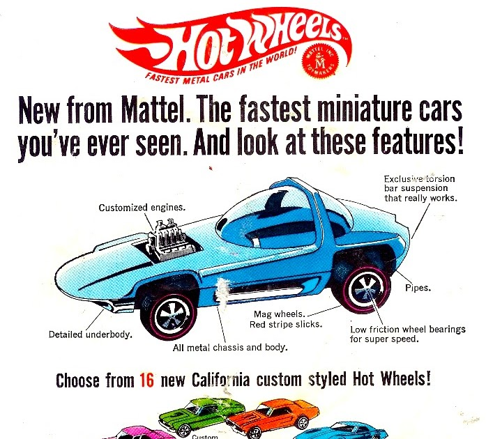 Hover Motor Company Vintage Car Toy Ads What To Buy For