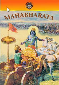 Mahabharatha and Ramayana from Amar Chitra Katha at 50% discount