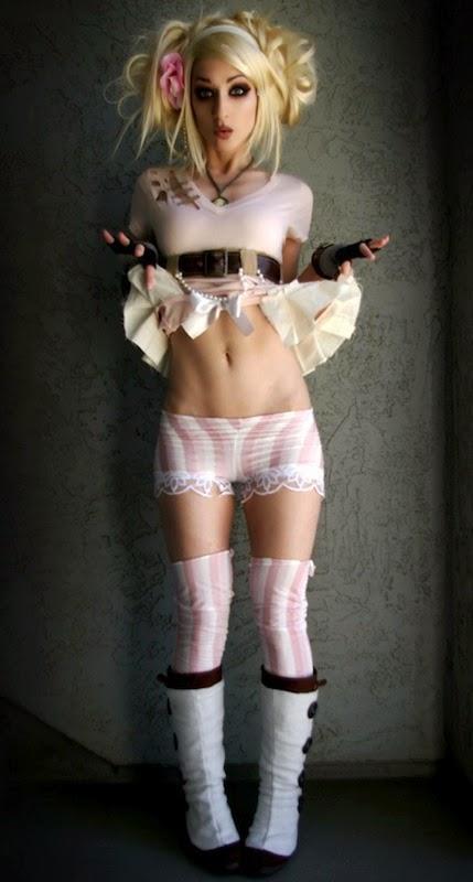 Sexy Steampunk Girl 22