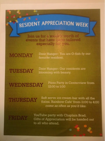 resident appreciation week 2015 google search work 39 n. resident ...