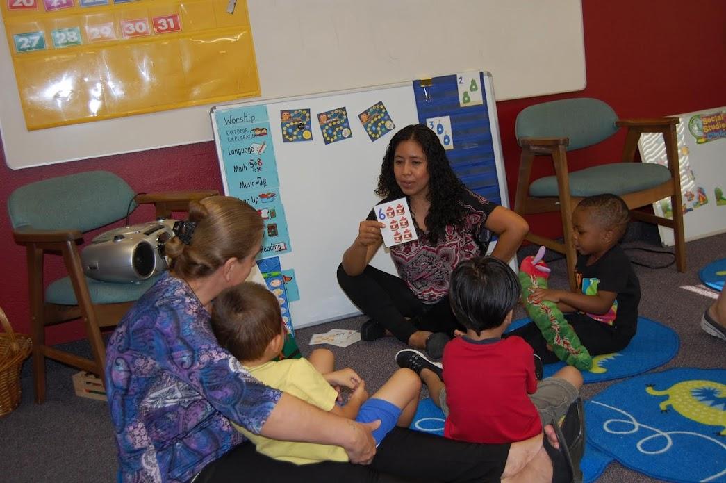 Miracle Moments Christian Preschool
