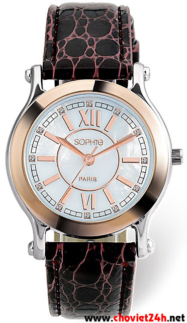 Đồng hồ nữ thời trang Sophie Idonia - WPU201