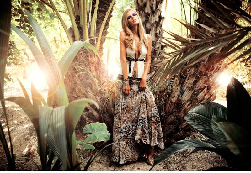 Laura Bernal, colección primavera verano 2012