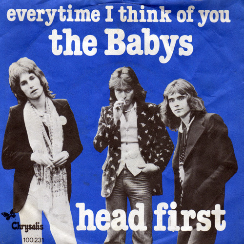 Gina's Music Memories: The Babys ~ Head First