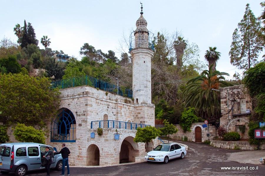 Источник Марии в Эйн Карем, экскурсия в окрестности Иерусалима