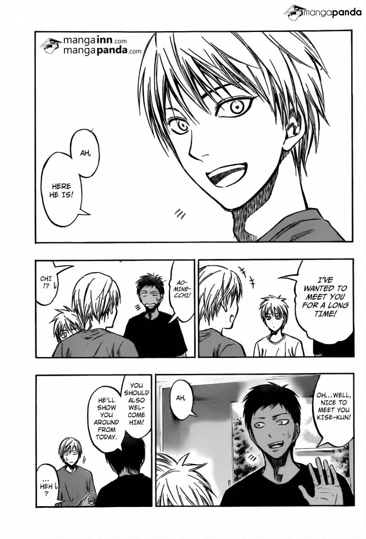 Kuroko no Basket Manga Chapter 210 - Image 15