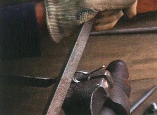 Японские ножницы - как делают