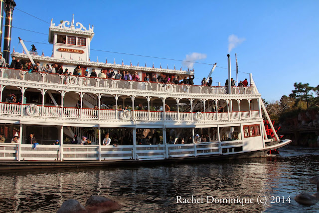 Mark Twain's Riverboat