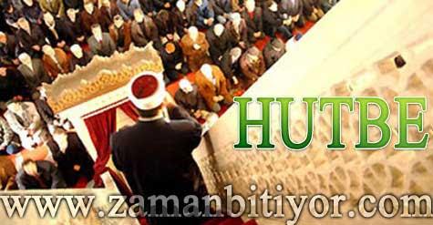 Cuma Hutbesi Beraat Kandili