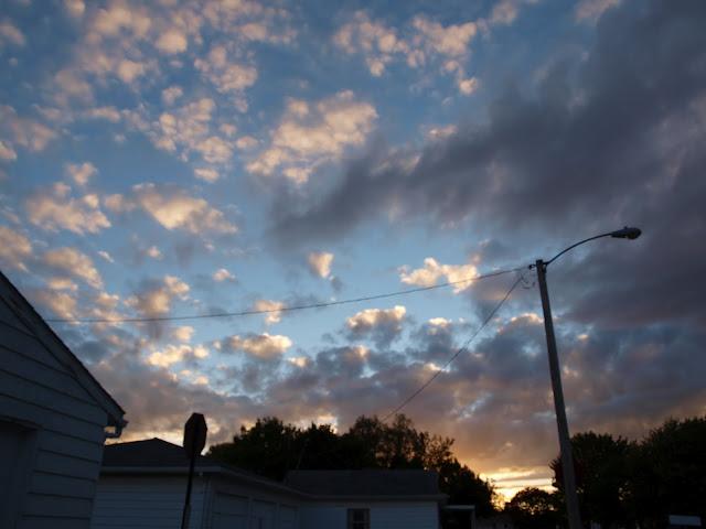 Ohio skies