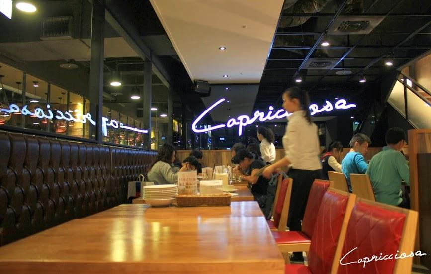 台南中西區義大利餐廳,卡布里喬莎